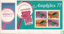 Stamp Exhibition Amphilex