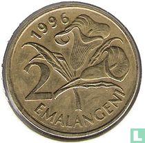 Swaziland 2 emalangeni 1996