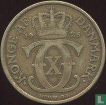 Denemarken 2 kroner 1926