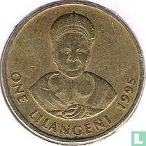 Swaziland 1 lilangeni 1995