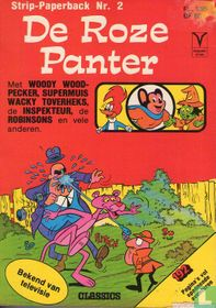 De Rose Panter strip-paperback 2