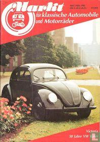 Markt für klassische Automobile und Motorräder tijdschriftencatalogus