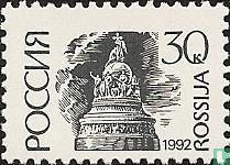 Monumenten (gestreken papier)