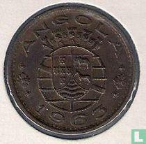 Angola 1 escudo 1963