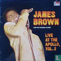 'Live' at the Apollo, Volume II