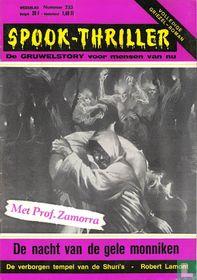 Spook-thriller 233