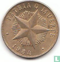 Cuba 1 peso 1984 kopen