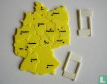 Deutschland-Puzzle (Duitsland puzzel)