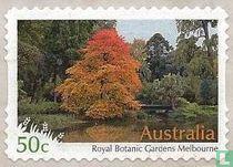 Botanische tuinen (zelfklevend)