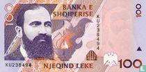 Albanië 100 Lekë 1996 (1997)