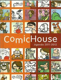 Comic House agenda 2011-2012