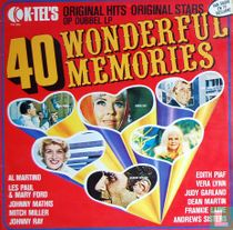 40 Wonderful Memories