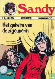 Het geheim van de zigeunerin