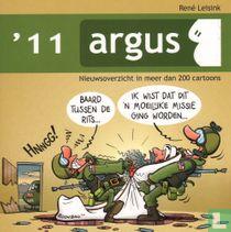 Argus '11 - Nieuwsoverzicht in meer dan 200 cartoons