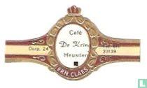 Café De Kring Heusden - Dorp. 24 - 011/33139