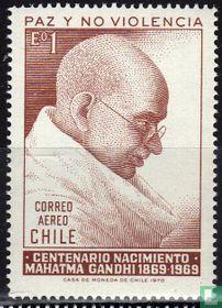 100e. Geboortedag Mahatma Gandhi