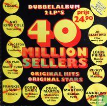 40 Million sellers