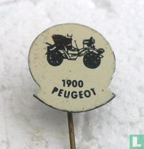 1900 Peugeot [red]