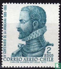 400 jaar Epos La Araucana