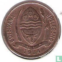 Botswana 5 thebe 1984