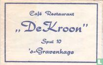 """Café Restaurant """"De Kroon"""""""