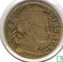 Argentinië 20 centavos 1947