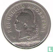 Argentinië 10 centavos 1922
