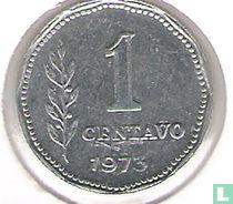 Argentina 1 centavo 1973