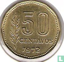 Argentinië 50 centavos 1972