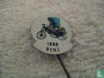 1888 Benz [blue]