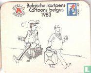 belgische kartoens 1983