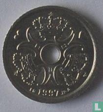 Denemarken 1 krone 1997