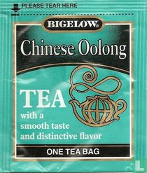Chinese Oolong