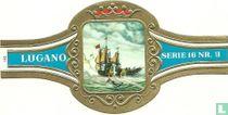 Slag bij Dungeness, 10 dec. 1652 (verovering van de rosekrans)
