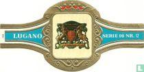 Het wapen van de Royal Charles