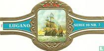 De vierdaagse zeeslag 11 - 14 juni 1666