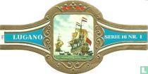 Krijgsraad voor de vierdaagse zeeslag 10 juni 1666