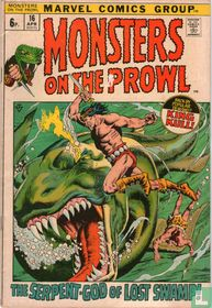 Monsters on the Prowl 16