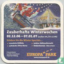 Europa*Park® - Zauberhafte Winterwochen / Kronen