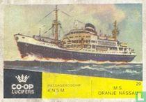 Ms Oranje Nassau.