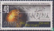 150 jaar Aandelenbeurs van Toronto