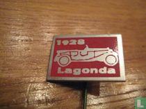 1928 Lagonda [rot]