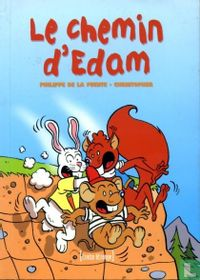 Le chemin d'Edam