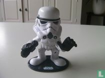 Storm trooper bobbelhead