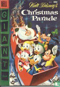 Walt Disney Christmas Parade