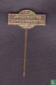 drop langenberg - goudkleurig