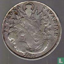 Beieren 1 thaler 1765