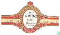 De Kring Café Heusden (Limburg) - 011/331.39 - Gezellelaan 13