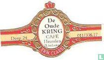 De Oude Kring Café Heusden (Limburg) - Dorp 24 - 011/336.17