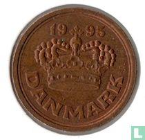 Denemarken 50 øre 1995